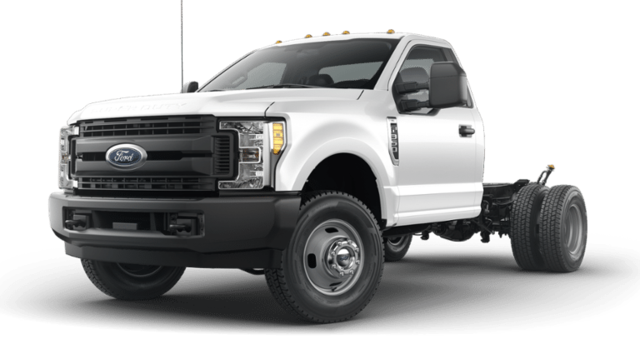 New 2019 Ford F-350SD XL Cab/Chassis 1FDRF3G62KED44061 for sale in Indio, CA
